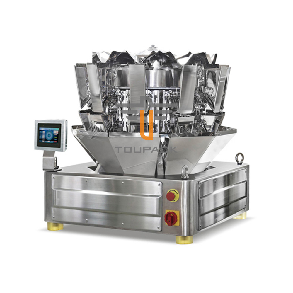 High Speed IP65 Automatic Powder Multihead Weigher